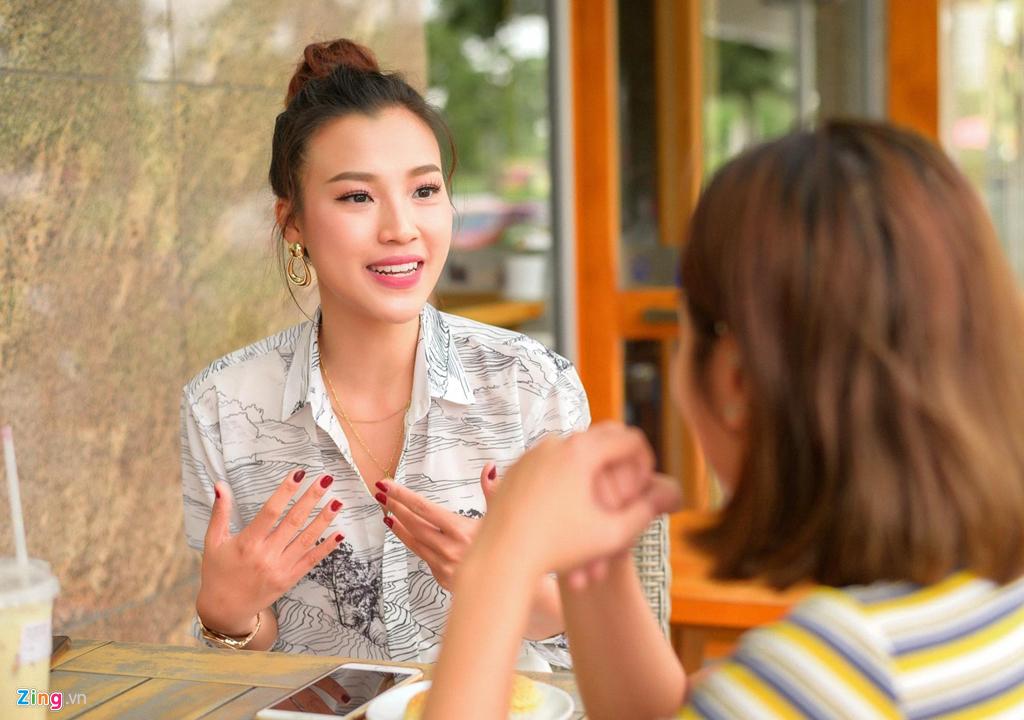 Hoàng Oanh: 'Bạn trai tôi không phải đại gia nhưng rất giàu' - Ảnh 4