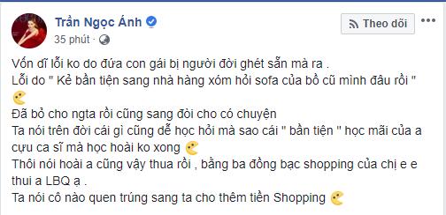 Mon 2K bênh vực Ngân 98, đá xéo Lương Bằng Quang là 'kẻ bần tiện' - Ảnh 4