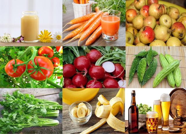 Những thực phẩm người huyết áp thấp không nên ăn