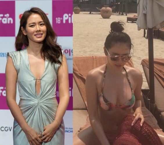 Nhiều sao và con gái Hàn có vòng 1 giọt nước đẹp như mơ nhờ công nghệ làm ngực đặc biệt của đất nước này - Ảnh 2