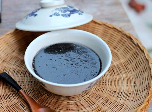 Cách nấu chè mè đen sánh ngon giúp làm đẹp da, giữ dáng hiệu quả  - Ảnh 1