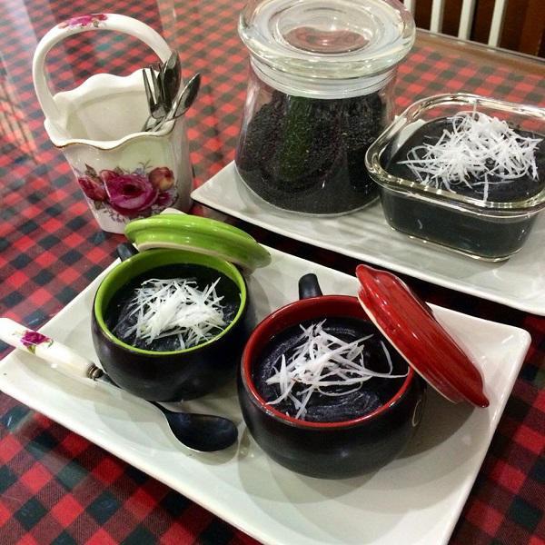 Cách nấu chè mè đen sánh ngon giúp làm đẹp da, giữ dáng hiệu quả  - Ảnh 5