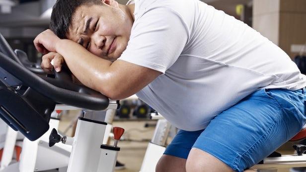 Nam giới béo phì thường yếu 'chuyện ấy' - Ảnh 1
