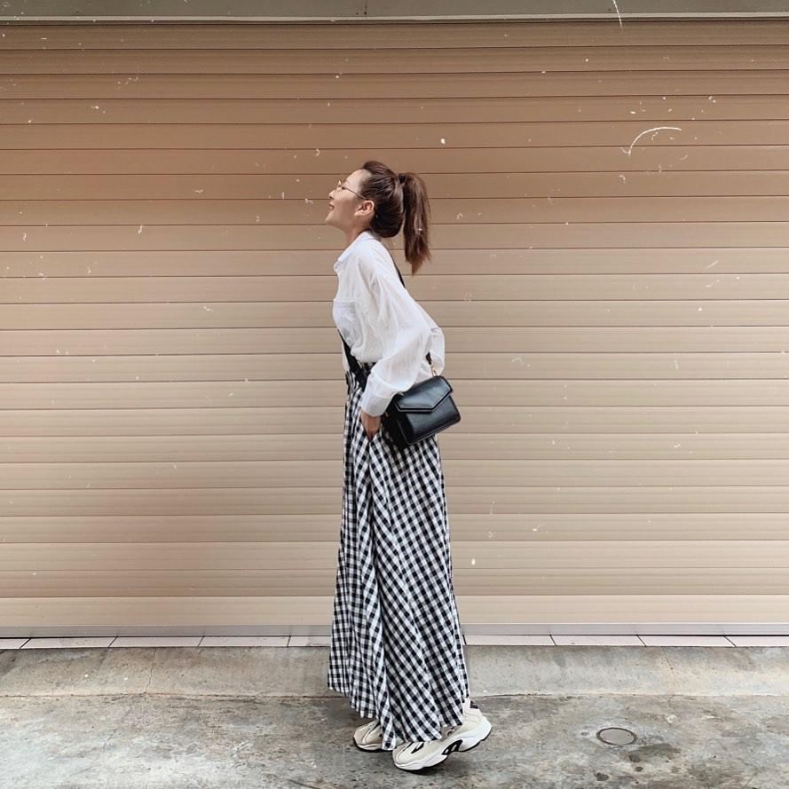 Chân váy dài 'chắc suất' trong danh sách những items hot nhất mùa thu 2019 và 3 cách diện không lo dìm dáng - Ảnh 6