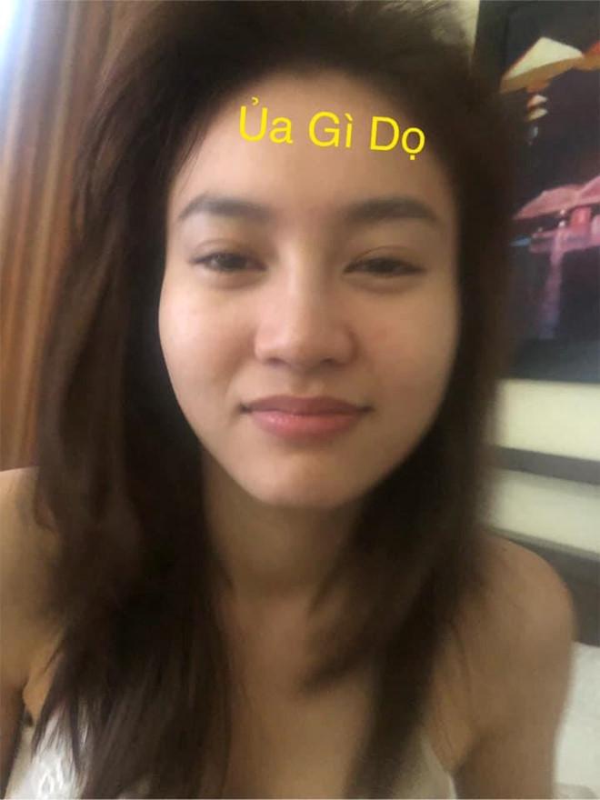 Ninh Dương Lan Ngọc bị đăng ảnh mặt mộc kém sắc - Ảnh 2