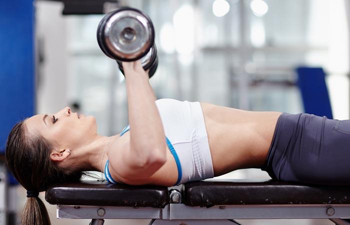 5 bài tập tại nhà giúp kích thước vòng ngực tăng lên 90cm, căng tròn, quyến rũ sau thời gian ngắn - Ảnh 5
