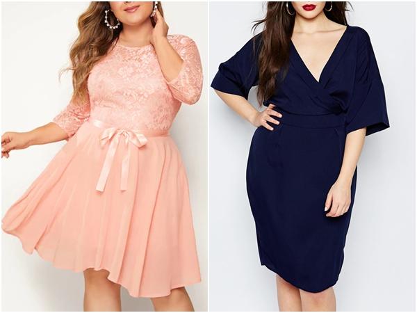 Đầm cho người mập – Những lưu ý nhất định phải nhớ để mặc đẹp mỗi ngày - Ảnh 12