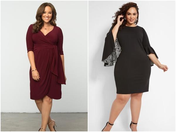 Đầm cho người mập – Những lưu ý nhất định phải nhớ để mặc đẹp mỗi ngày - Ảnh 13