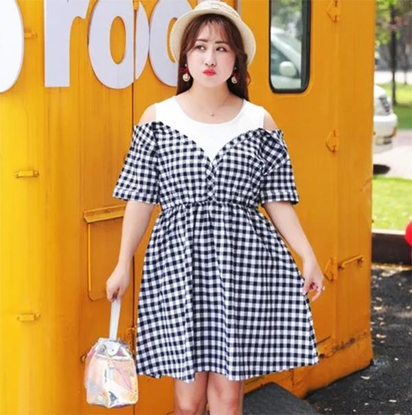 Đầm cho người mập – Những lưu ý nhất định phải nhớ để mặc đẹp mỗi ngày - Ảnh 3