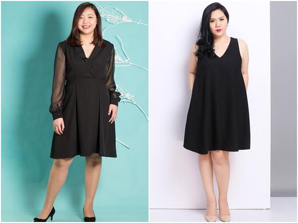Đầm cho người mập – Những lưu ý nhất định phải nhớ để mặc đẹp mỗi ngày - Ảnh 10