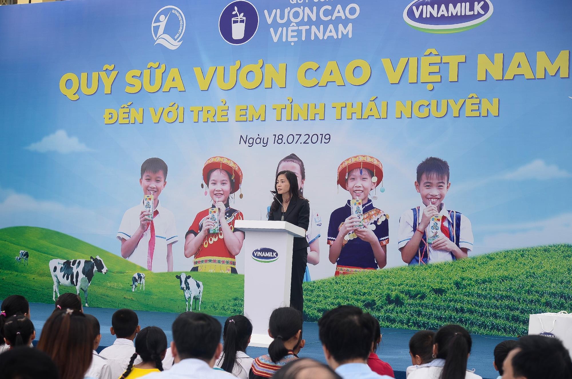 """Nỗ lực vì sứ mệnh: """"Để mọi trẻ em đều được uống sữa mỗi ngày"""" - Ảnh 2"""