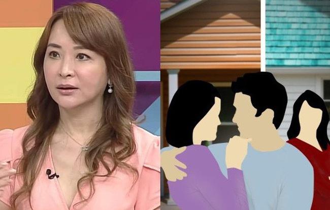 Nữ diễn viên Đài Loan phơi bày chuyện xấu hổ trong gia đình: Chồng ngoại tình với mẹ ruột, đau đớn đến mức muốn tự tử - Ảnh 1