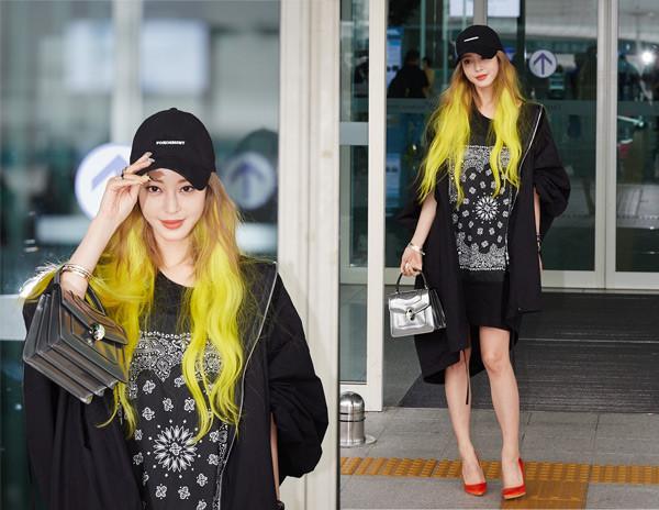 Sắc vóc của kiều nữ Hàn Quốc Han Ye Seul ở tuổi U40 - Ảnh 6