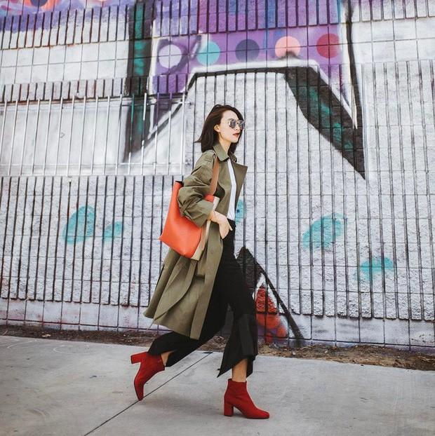 Boots + quần dài: Công thức chưa bao giờ hết hot nhưng mix theo 3 cách này mới là chất nhất - Ảnh 11
