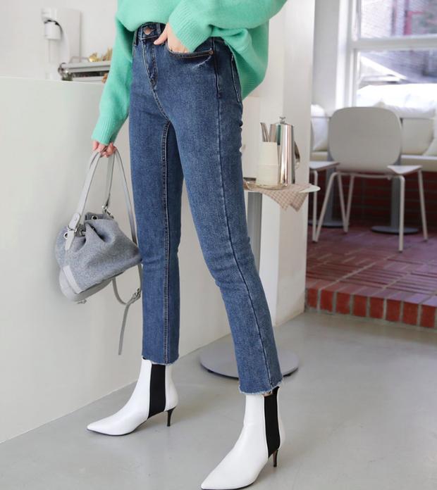 Boots + quần dài: Công thức chưa bao giờ hết hot nhưng mix theo 3 cách này mới là chất nhất - Ảnh 10