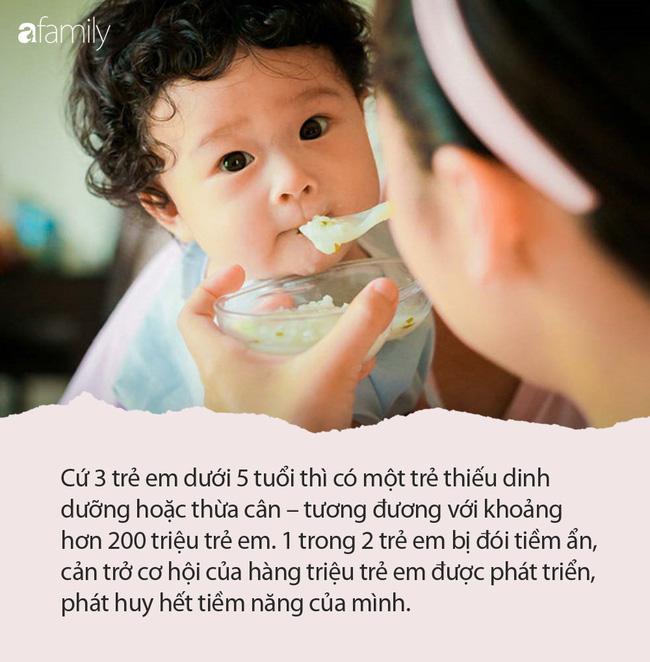 Sai lầm khi cho con ăn dặm khiến trẻ có nguy cơ nhận thức chậm, học tập kém - Ảnh 1