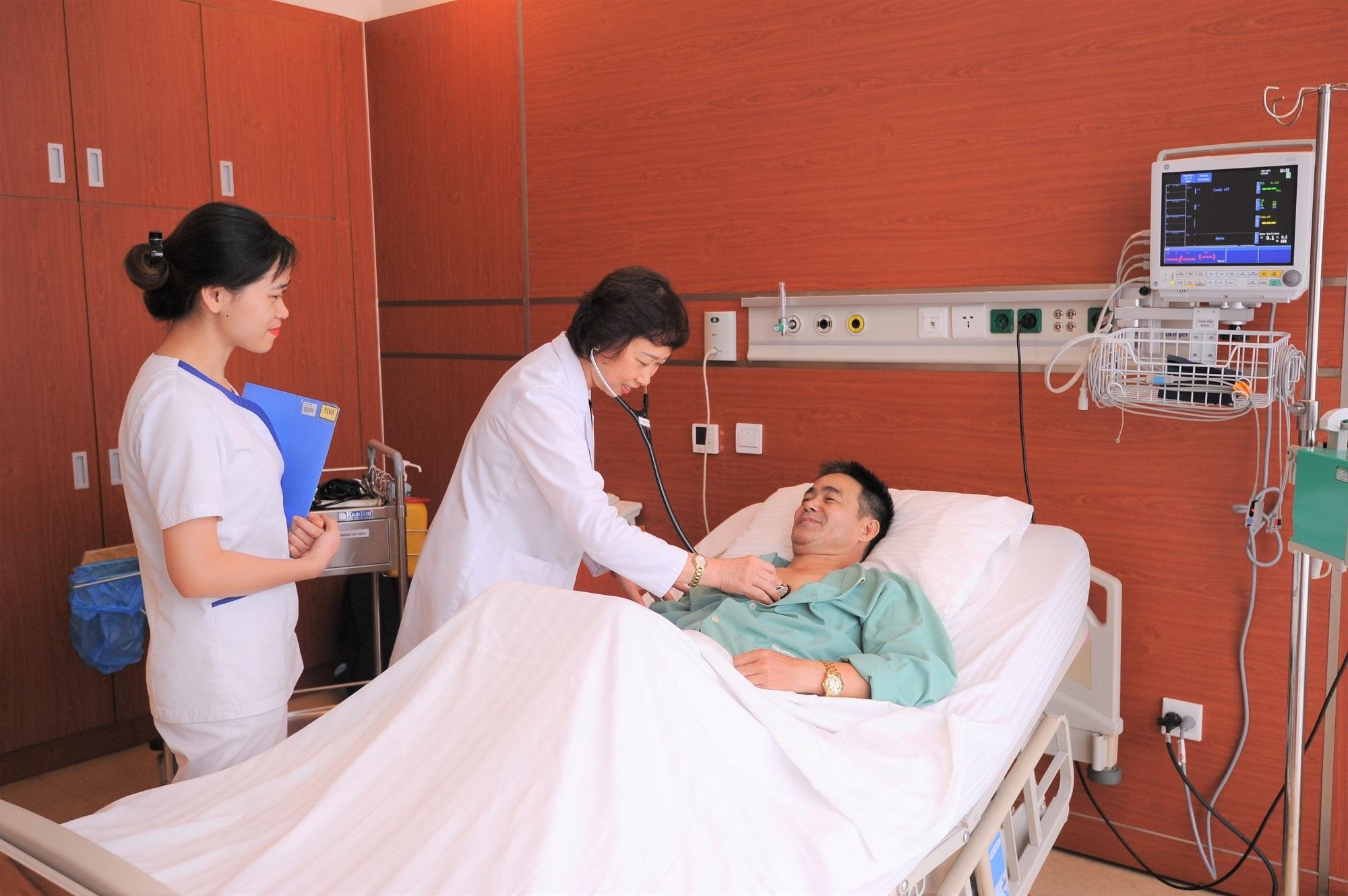 Thoát cơn đau thắt ngực bằng phẫu thuật bắc cầu chủ vành  - Ảnh 3