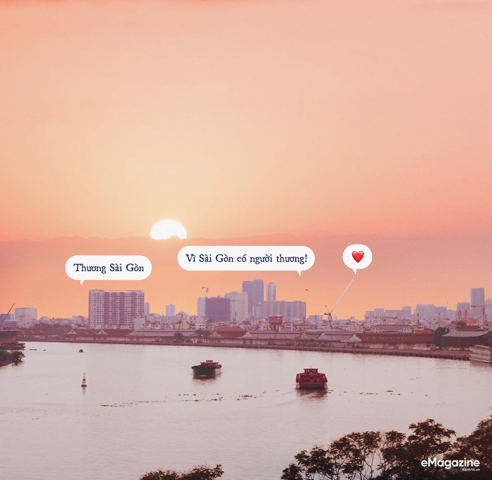 Sài Gòn thiệt thương: Nơi ta để lại tuổi trẻ nhiều nhất, đó sẽ là nơi bình yên nhất - Ảnh 8