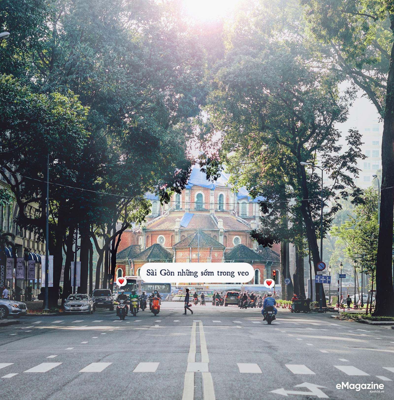 Sài Gòn thiệt thương: Nơi ta để lại tuổi trẻ nhiều nhất, đó sẽ là nơi bình yên nhất - Ảnh 14