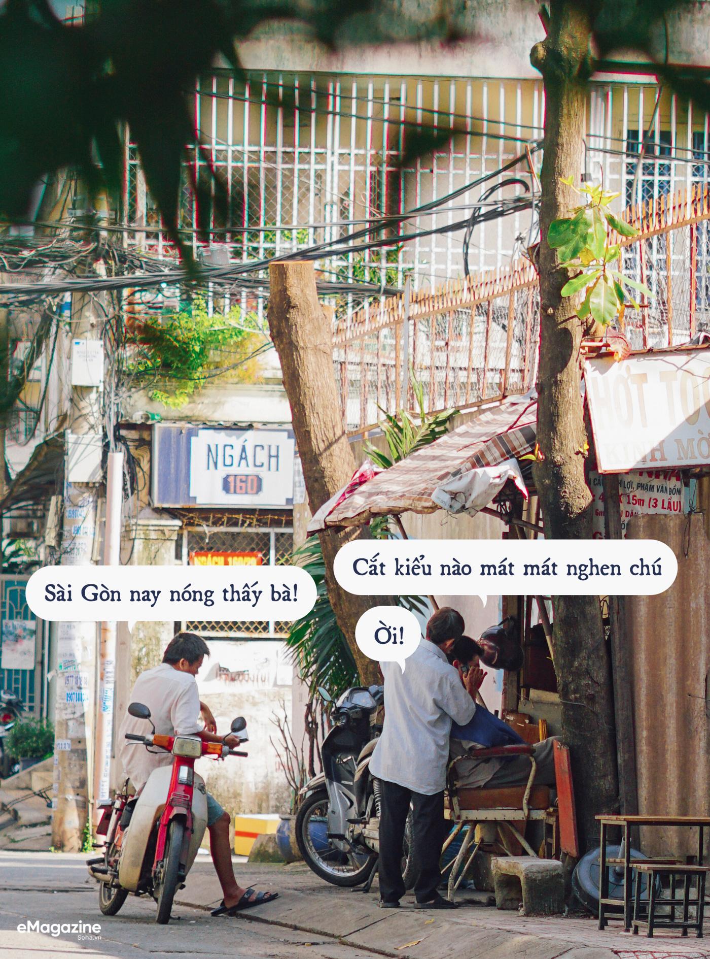 Sài Gòn thiệt thương: Nơi ta để lại tuổi trẻ nhiều nhất, đó sẽ là nơi bình yên nhất - Ảnh 15