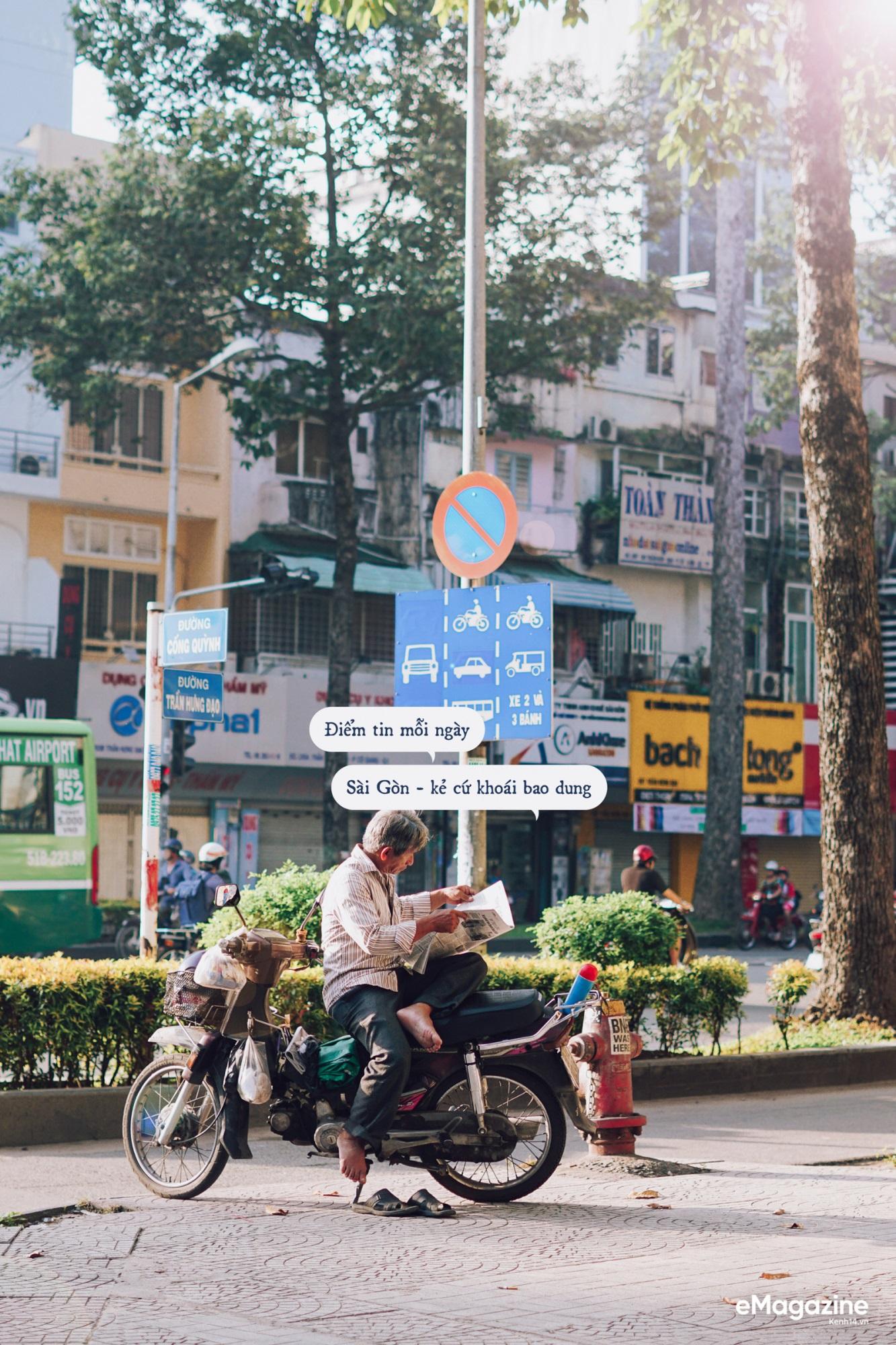 Sài Gòn thiệt thương: Nơi ta để lại tuổi trẻ nhiều nhất, đó sẽ là nơi bình yên nhất - Ảnh 17