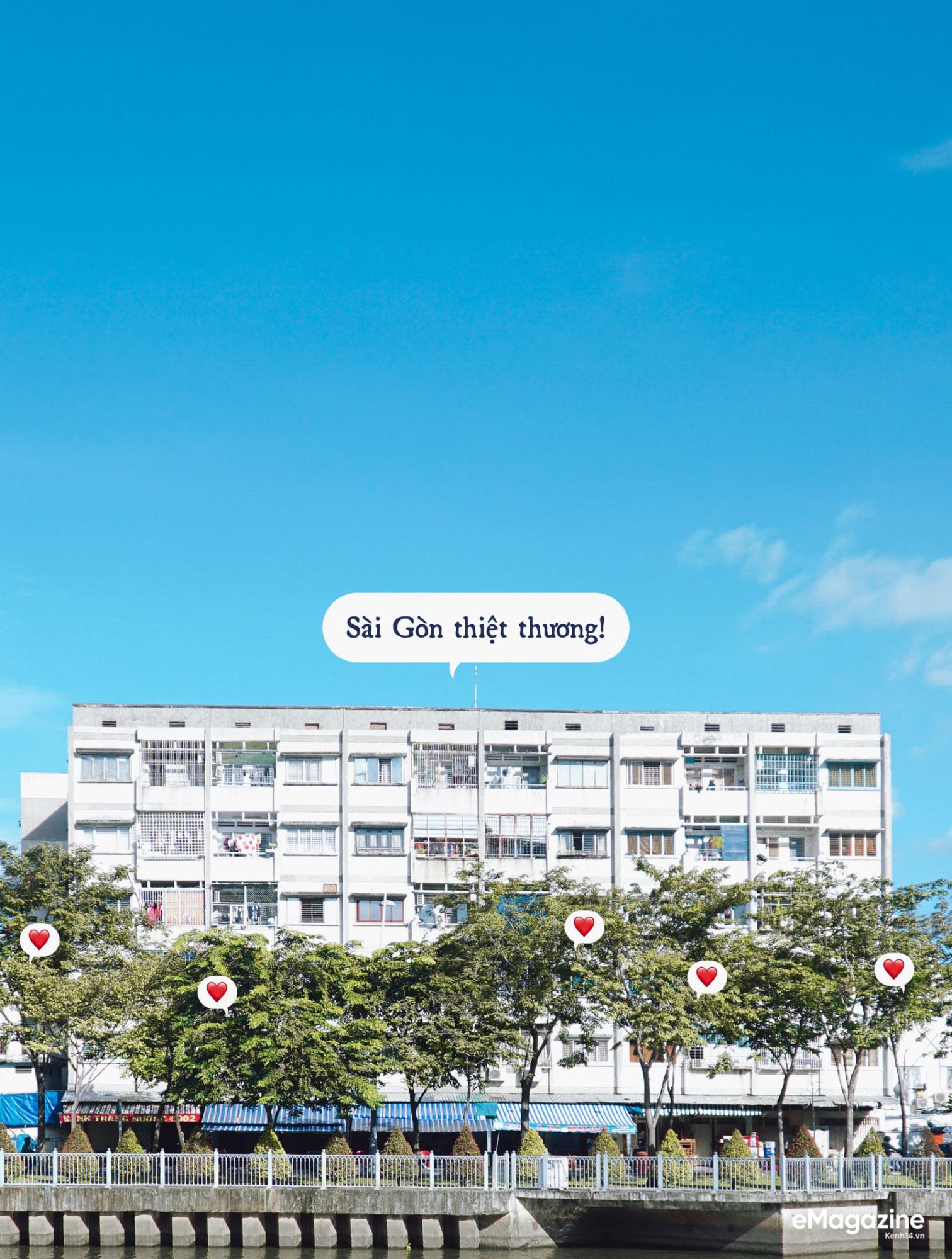 Sài Gòn thiệt thương: Nơi ta để lại tuổi trẻ nhiều nhất, đó sẽ là nơi bình yên nhất - Ảnh 19