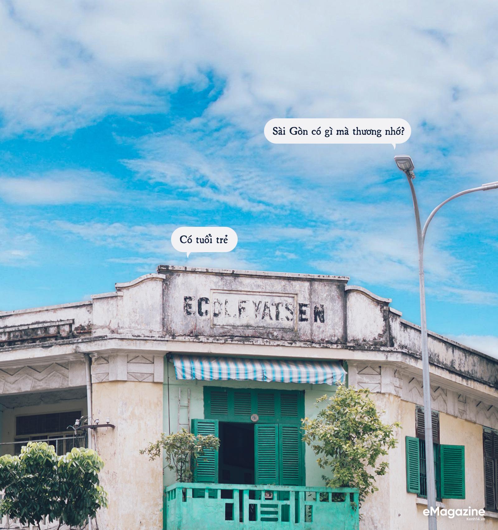 Sài Gòn thiệt thương: Nơi ta để lại tuổi trẻ nhiều nhất, đó sẽ là nơi bình yên nhất - Ảnh 2