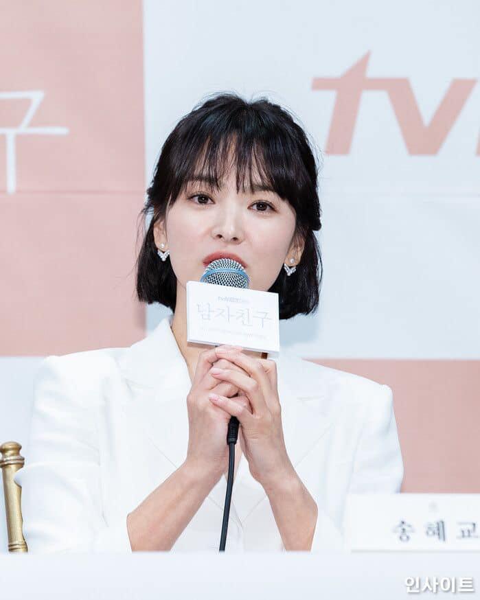 Fan bất an vì phát hiện cả Song Joong Ki và Song Hye Kyo đều không làm điều này sau hơn 1 năm kết hôn - Ảnh 6