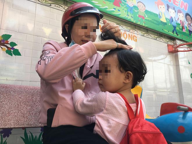 Xôn xao thông tin bé gái bị chấn thương đầu, mặt đầy vết cào xước sau khi đi nhà trẻ - Ảnh 4