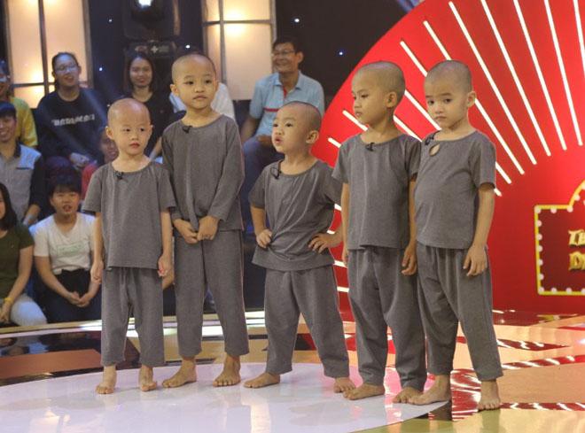 Cuộc sống 5 chú tiểu mồ côi thay đổi sau khi giành giải thưởng 300 triệu - Ảnh 1