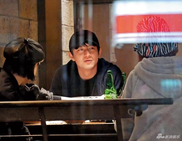 Giữa tin đồn hẹn hò gái lạ, Lâm Canh Tân bị bắt gặp đến nhà riêng của 'người cũ' Vương Lệ Khôn - Ảnh 4