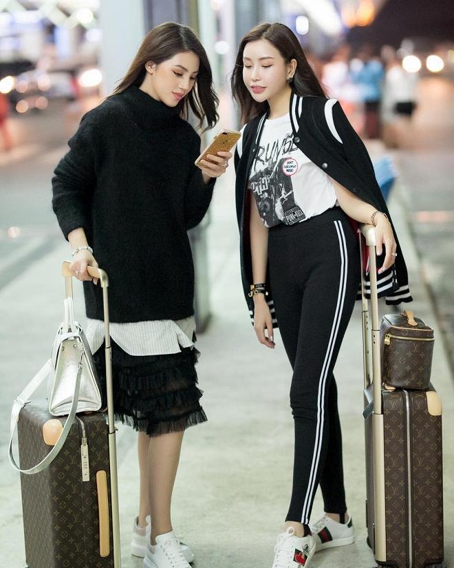 Hội bạn thân của Kỳ Duyên bức xúc khi Jolie Nguyễn tố bị một Hoa hậu 'cố ý tiếp cận' giật người yêu - Ảnh 3
