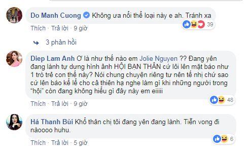 Hội bạn thân của Kỳ Duyên bức xúc khi Jolie Nguyễn tố bị một Hoa hậu 'cố ý tiếp cận' giật người yêu - Ảnh 7