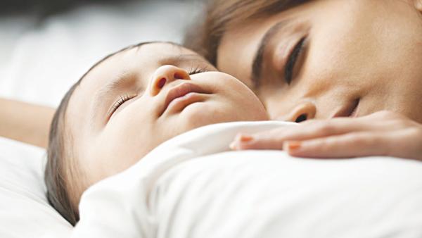 Tập cho trẻ sơ sinh giấc ngủ ngoan - Ảnh 1