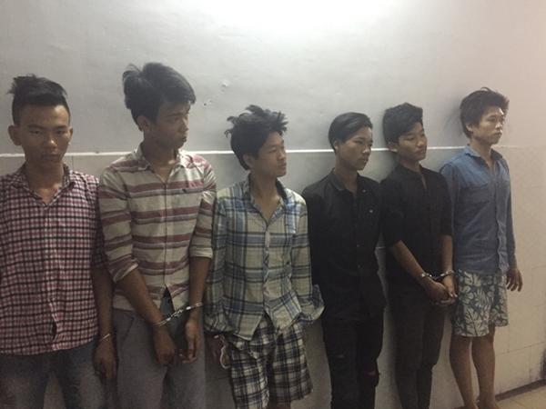 Nhóm thiếu niên thuê khách sạn phê ma tuý tập thể rồi 'gặp đâu cướp đó' ở Sài Gòn - Ảnh 1