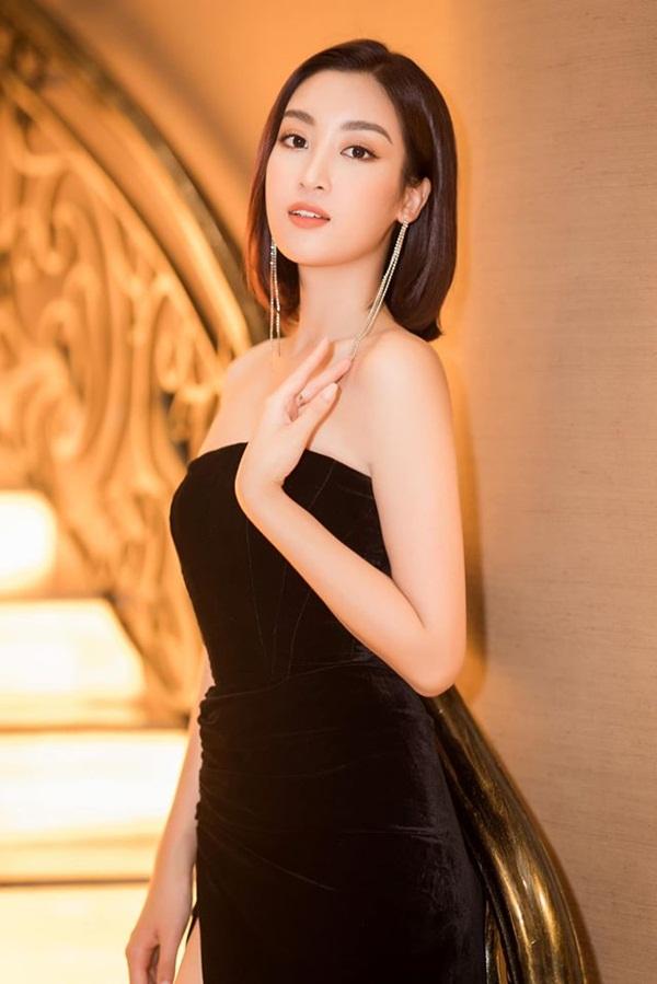 """Hoa hậu Đỗ Mỹ Linh: """"Năm 2019 như một cái tát khiến tôi tỉnh ngộ' - Ảnh 1"""