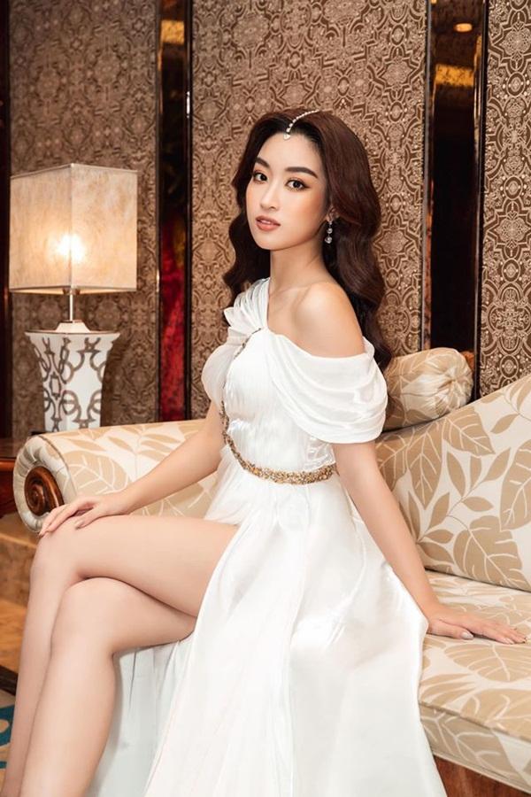"""Hoa hậu Đỗ Mỹ Linh: """"Năm 2019 như một cái tát khiến tôi tỉnh ngộ' - Ảnh 2"""
