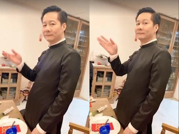 Khoe clip trang hoàng biệt thự đón Tết, Phan Như Thảo khiến chị em ghen tỵ khi lấy được chồng đại gia vừa chiều vợ vừa khéo tay - Ảnh 4