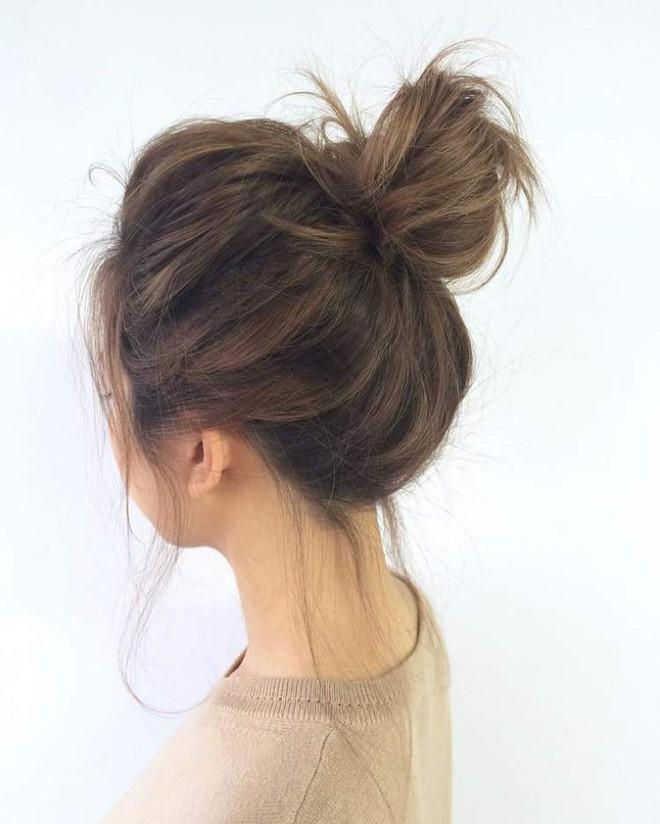 Nắng nóng oi bức ngày hè chẳng là gì vì đã có 3 kiểu tóc vừa mát mẻ vừa xinh xắn này - Ảnh 1