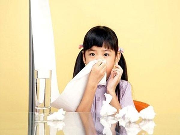 Chăm sóc trẻ nhiễm khuẩn hô hấp thế nào? - Ảnh 1
