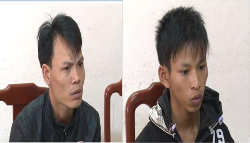 Thái Bình: Hai con nghiện chuyên cướp giật của phụ nữ khi trời tối sa lưới - Ảnh 1