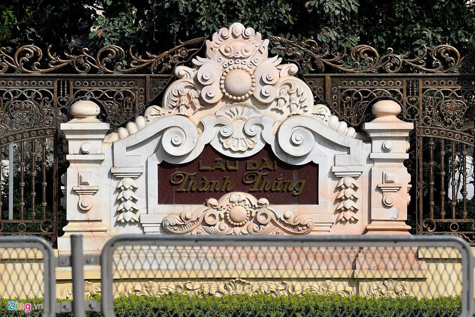 Lâu đài như trong truyện cổ tích của đại gia Ninh Bình - Ảnh 8