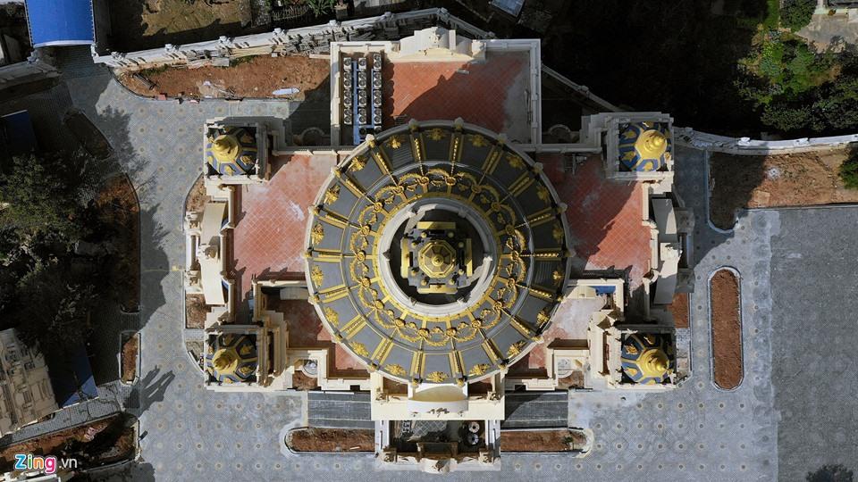 Lâu đài như trong truyện cổ tích của đại gia Ninh Bình - Ảnh 5
