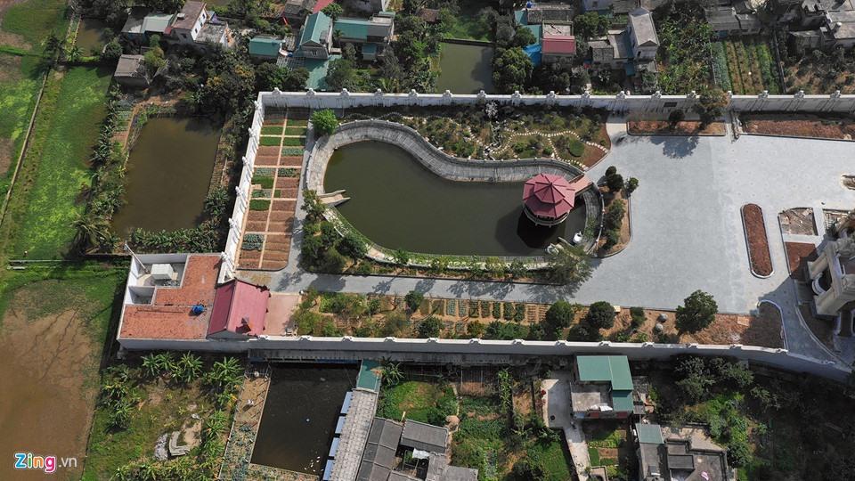Lâu đài như trong truyện cổ tích của đại gia Ninh Bình - Ảnh 6