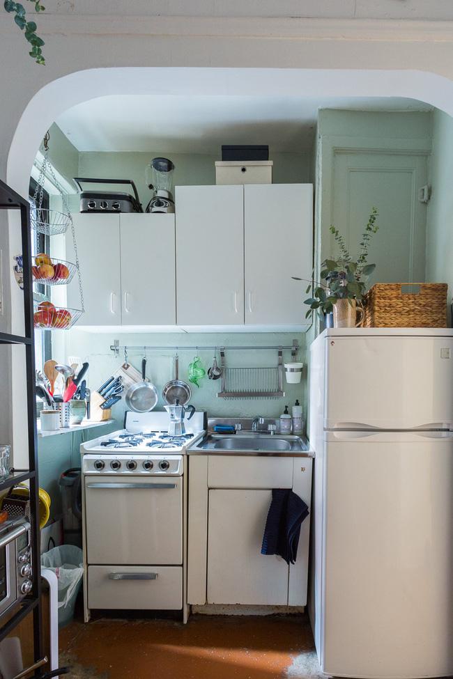 Muốn phòng bếp nhỏ gọn gàng thì đây là 6 mẹo ai ai cũng nên áp dụng - Ảnh 1