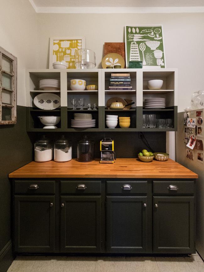 Muốn phòng bếp nhỏ gọn gàng thì đây là 6 mẹo ai ai cũng nên áp dụng - Ảnh 4