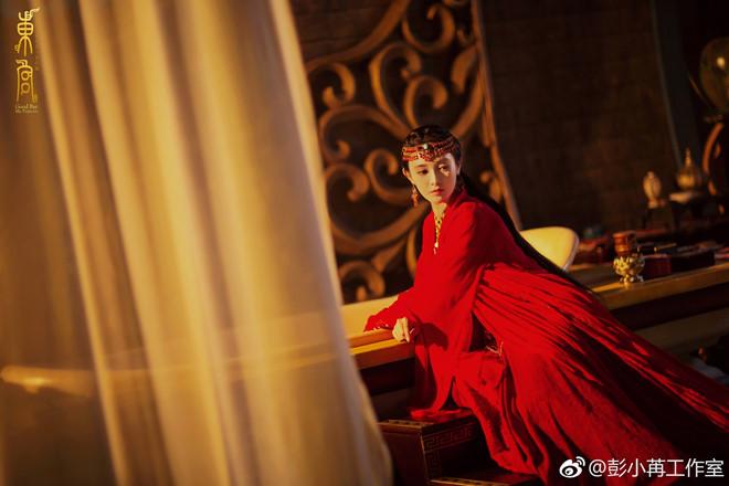 Nhan sắc kiều diễm của 'gà cưng' Phạm Băng Băng trong 'Đông cung' - Ảnh 3