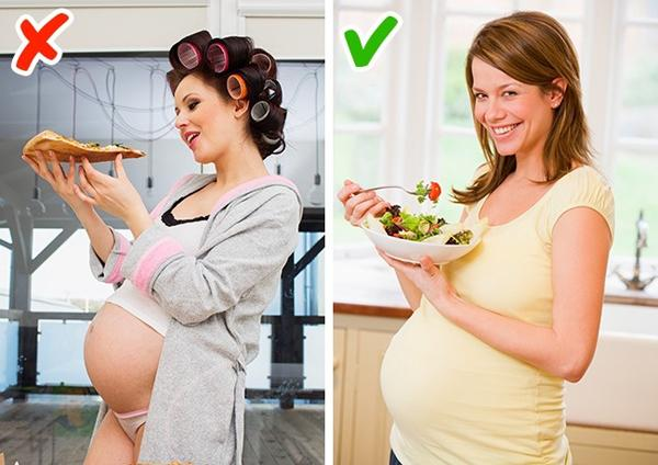 Những lầm tưởng khi mang thai nhiều cặp vợ chồng vẫn hay mắc phải, điều số 1 là quan trọng nhất - Ảnh 1