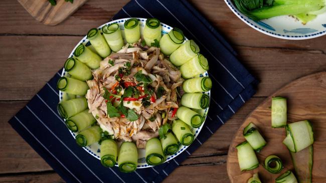 Cả nhà mắt tròn mắt dẹt bất ngờ với đĩa salad tôi làm vì ngon đẹp còn hơn cả nhà hàng - Ảnh 10