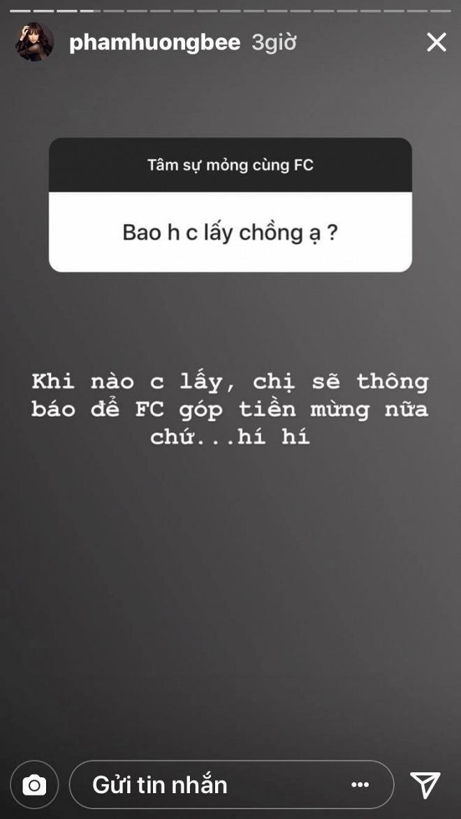 Thẳng thắn nói về nguyên nhân im lặng trước scandal từ fan nhưng Phạm Hương lại từ chối hết câu hỏi về nghi án sinh con - Ảnh 2